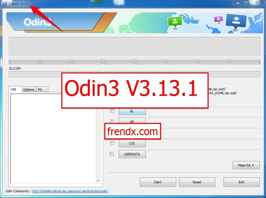 Odin3 v3.13.1 lz4